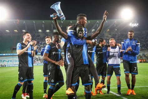 Club Brugge win Belgian title   World Soccer Talk