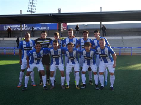 Club Deportivo Leganés  C    Futbol Regional Madrid