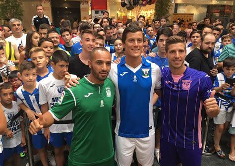 Club Deportivo Leganes voetbalshirts 2017 2018 ...