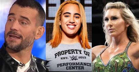 CM Punk says Charlotte Flair is the only person Simone ...
