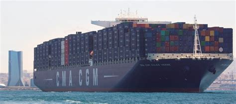 CMA CGM   A leading worldwide shipping group