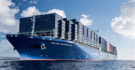 CMA CGM deploys container tracking device   Container ...