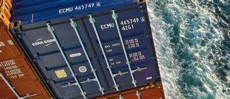 CMA CGM Launches Container Tracking App