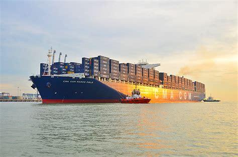 CMA CGM MARCO POLO   Container Ship   Vessel Tracking