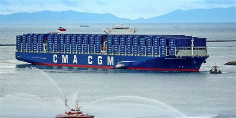 CMA CGM pledges to cover customers for damaged cargo ...