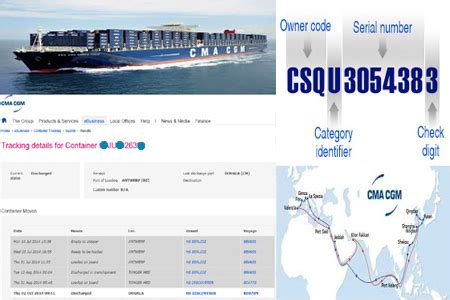 CMA CGM Tracking   Online CMA CGM Container Track & Trace ...