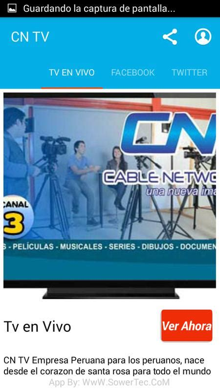 CN TV Canal 3 Cable Netword for Android   APK Download