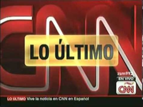 CNN en Español    Lo último  2011  Breaking News    YouTube