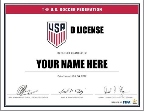 Coach Education & Licensing