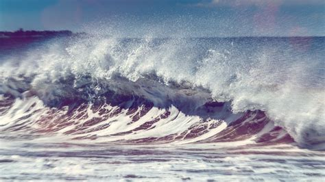 Coast Waves Wallpapers | HD Wallpapers | ID #12420