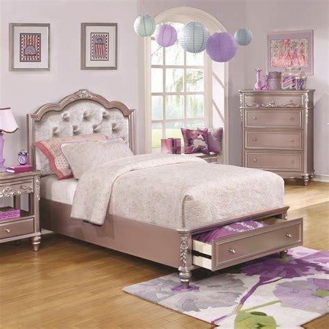 Coaster Caroline 400891F Full Size Storage Bed with ...