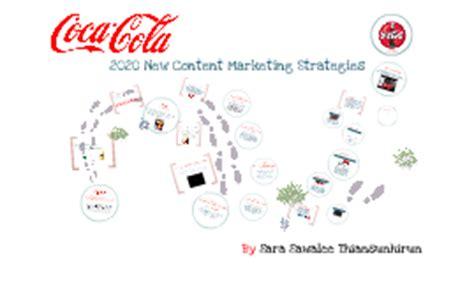 Coca Cola 2020 New Content Marketing Strategies by Sara ...