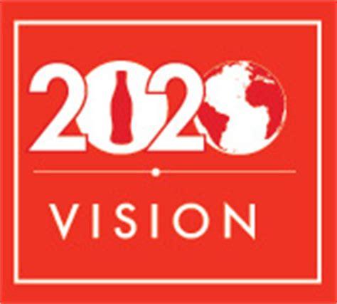 Coca Cola 2020 vision