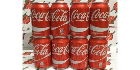 COCA COLA 33CL   Frutas Rosi