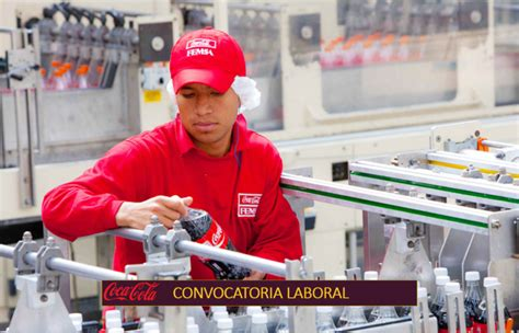 Coca Cola abre convocatoria de empleo con vacantes en ...