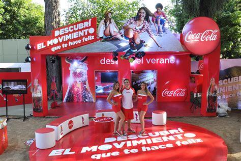 Coca Cola abre su espacio en San Bernardino – Revista PLUS