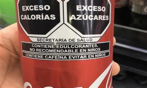 Coca Cola acepta en su etiqueta lo dañino que es su ...