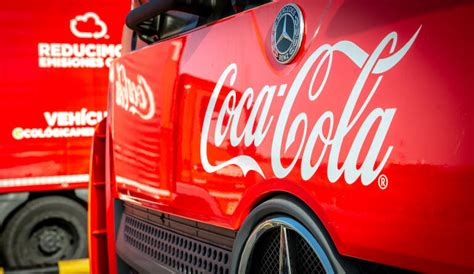 Coca Cola alcanzará emisiones cero en toda su cadena de ...