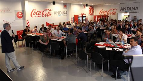 Coca Cola Andina Argentina entre workshops de proveedores ...