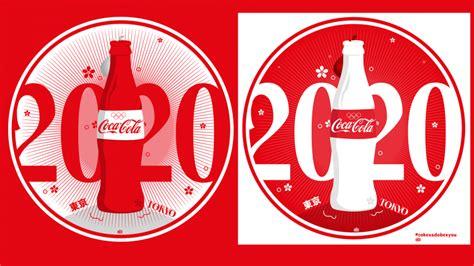 Coca Cola Artwork Tokyo 2020 #CokexAdobexYou   PosterSpy