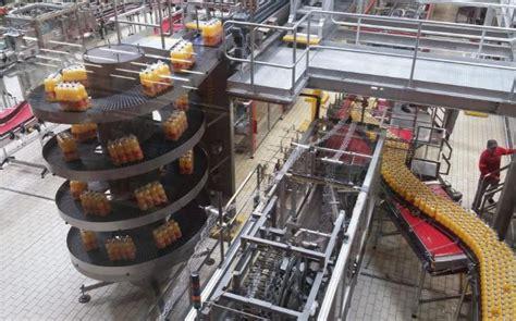 Coca Cola Barcelona, una planta a todo gas