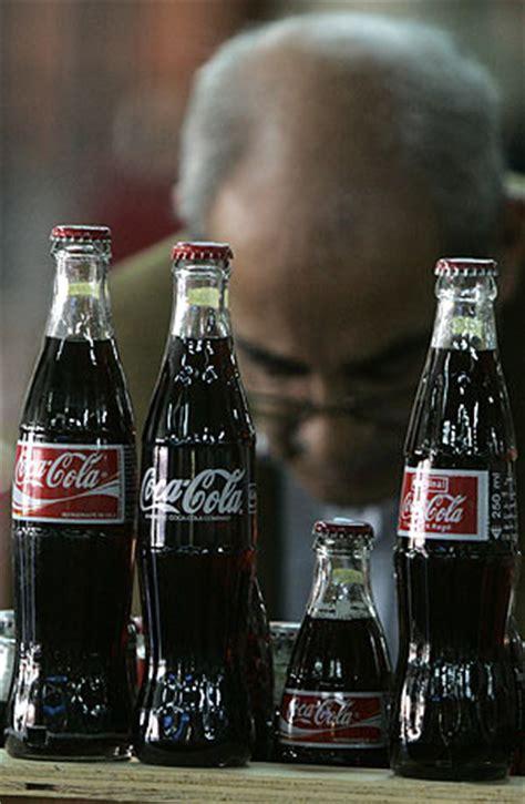 Coca Cola brinda por los países emergentes ante la ...