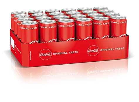 COCA COLA CAN 330ML  PACK OF 24  WHOLESALE – PINYAPHAT M&E ...