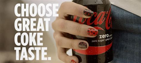 Coca Cola challenges customers to  choose happiness ...