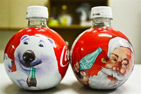 Coca Cola Christmas ball ornament bottles  2009    If you ...