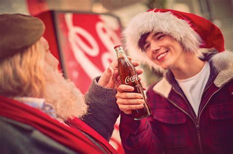 Coca Cola Christmas Global Campaign 2018 2019 on Behance