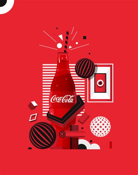 Coca cola Christmas on Behance