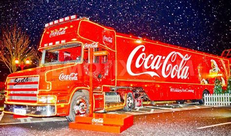 Coca Cola Christmas Truck Ireland 2020 | Best New 2020