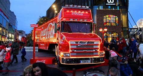 Coca Cola Christmas truck tour scaled back in the UK after ...