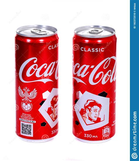 Coca Cola Classic UEFA Euro 2020 Edition Editorial Image ...