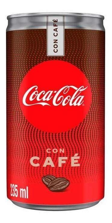 Coca Cola Con Café   $ 59.00 en Mercado Libre