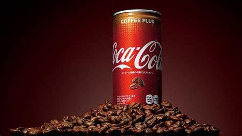 Coca Cola con café o café con Coca Cola