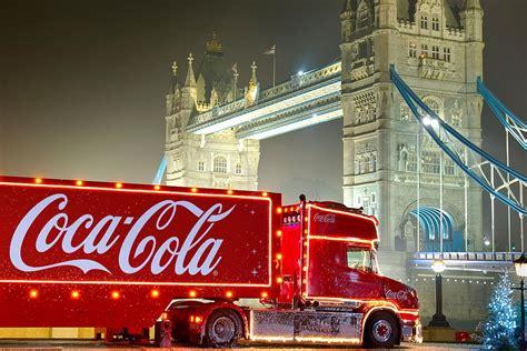 Coca Cola confirms 2020 Christmas  Truck Tour ...