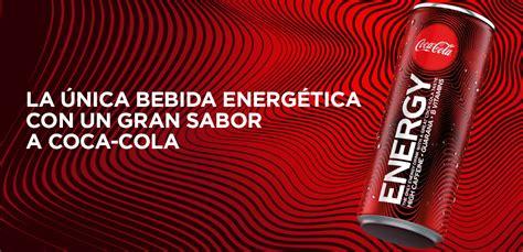 Coca Cola crece con Coca Cola Energy, primera bebida ...