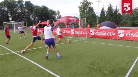 Coca Cola CUP 2020.   YouTube