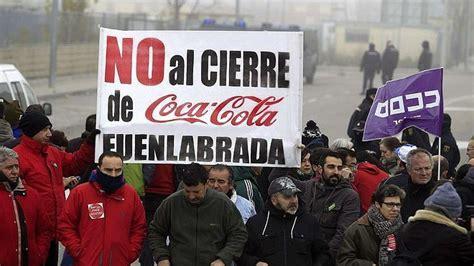 Coca Cola deberá pagar los salarios a los trabajadores de ...