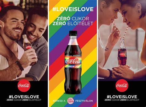 Coca Cola defiende su publicidad LGBT+ ante los «haters ...