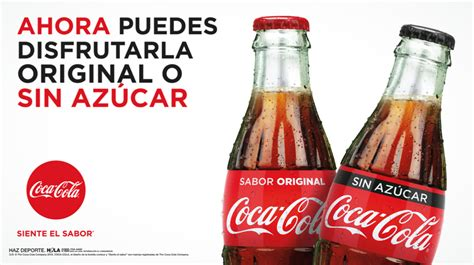 Coca Cola e Inca Kola Sin Azúcar