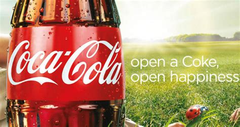 Coca Cola e la Nuova Arma di Marketing: la Felicità ...