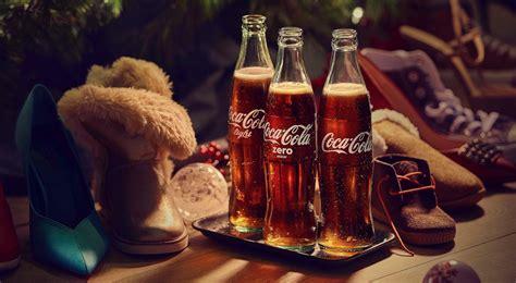 Coca Cola, el primer anuncio del año 2018 en los canales ...