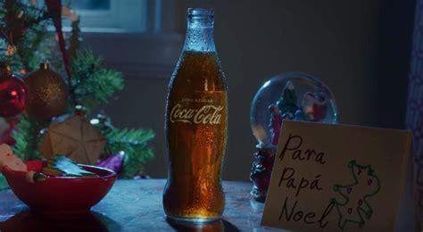 Coca Cola, el primer anuncio del año 2020 en los canales ...