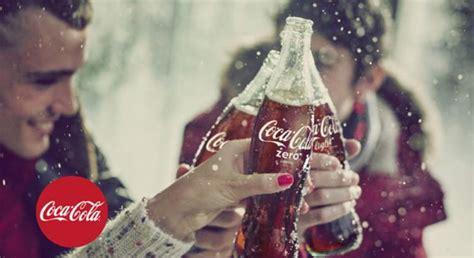 Coca Cola, el primer anuncio del año en Mediaset y ...