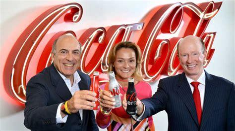 COCA COLA ENTERPRISES, COCA COLA IBERIAN PARTNERS AND COCA ...