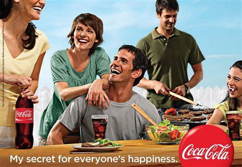 Coca Cola es la marca más asociada con la felicidad por ...