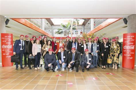 Coca Cola European Partners acoge en su fábrica de ...