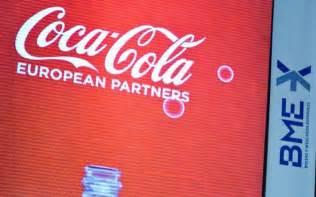 Coca Cola European Partners aumentó sus beneficios en un ...